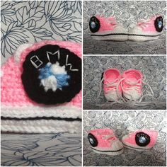 """,,BMW"""" shoes :)"""