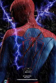 spider-man 2 | The Amazing Spider-Man 2 poster v2 by francus321