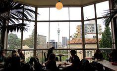 Alleluya Cafe, Auckland New Zealand
