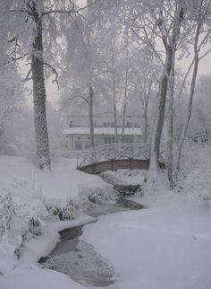 Cold & beautiful