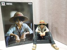 One Piece Creator × Creator Monkey D Luffy Figure from Japan #BANPRESTO