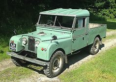 Land Rover series 1 109 pickup in Cars, Motorcycles & Vehicles, Classic Cars, Land Rover | eBay
