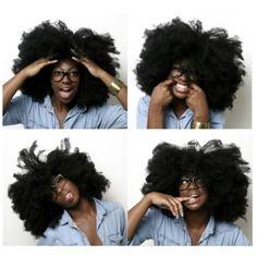 Big hair !!!
