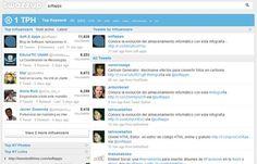Twazzup, utilidad web gratuita para monitorizar palabras en Twitter