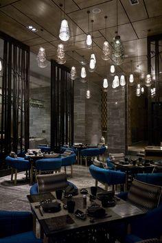 Restaurant lounge ideas – Bishop Design gives an art deco taste to Caramel London Pub Interior, Bar Interior Design, Restaurant Interior Design, Lobby Interior, Design Hotel, Interior Ideas, Room Arrangement Ideas, Minimalist Home Decor, Minimalist Kitchen
