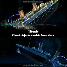 19 Big Mistakes In The Movie Titanic That You Totally Missed