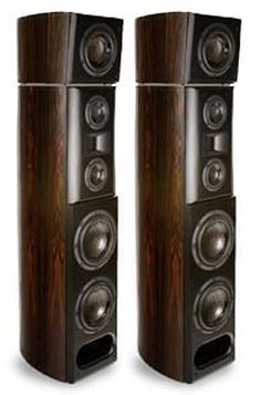 Acoustic Zen Maestro floorstand 4w Transmission Line speakers | Audio Reference Co.