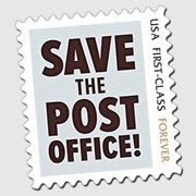 The post office isn't broke -- it's being robbed.