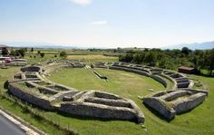 Tara Hategului: Ulpia Traiana Sarmizegetusa - the proud Capital City of Dacians