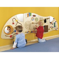 HABA® Interactive Learning Wall