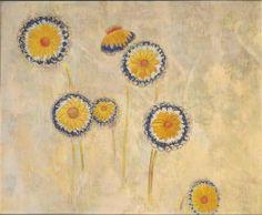 Odilon Redon, Marguerites, ca. 1900-1901