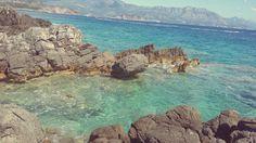 Secret Ploce Beach, Budva, Montenegro