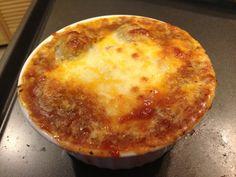 Charlene 2 x III = Robbie IV 育兒與實驗廚房: [西式料理] 一菜多變化的茄汁肉丸&焗烤茄汁肉丸, 兩步驟完成!