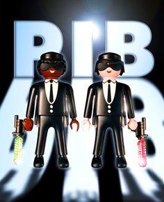 """Playmobil in Black"" Richard Unglik in exhibit at Bobo Kids London Nerf Toys, Playmobil Toys, Men In Black, 3d Pen, Picture Story, Play S, Heart For Kids, Legoland, Vintage Design"