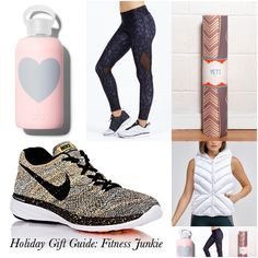 Holiday Gift Guide: The Fitness Junkie | Fit Girls Dish