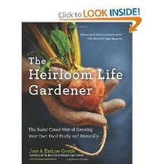 I am finding this book a beautiful read, from the heart of the author to the heart of the gardener.