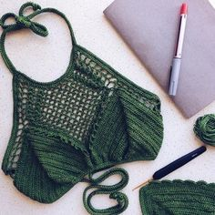 Kargo With love to beautiful people . ❣️ ❣️ order👉🏾💌 DM Kargo belongs to the buyer 📦 is # Crochet Bikini Pattern, Swimsuit Pattern, Crochet Bikini Top, Crochet Blouse, Crochet Shoes, Diy Crochet, Crochet Clothes, Crochet Top, Crochet Bathing Suits