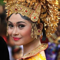 Balinese Dancer by Hernan Halim - People Portraits of Women ( bali, women, dance, people, human )