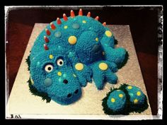 Dragon & Eggs Dragon Egg, Cakes And More, Eggs, Desserts, Food, Meal, Egg, Deserts, Essen