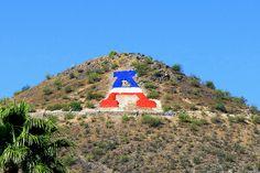 """""""A"""" Mountain, Tucson, AZ"""