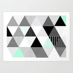 Drieh Art Print by Paola Fischer - $14.00