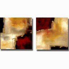 pinturitas...(eli padilla): Una pieza o Dipticos(abstractos,modernos,figurativos)