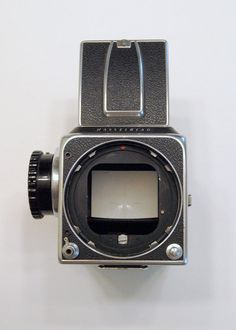 Hasselblad | 1957 Hasselblad Camera Body, Back & Finder