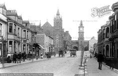 Darlington, Victoria Road 1903