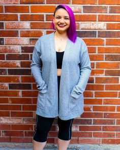 @5outof4patterns posted to Instagram: Yesterday, I shared a super cute Kids' Eleanor Cardigan and today, here is the adult version! Also super cute! The Eleanor Cardigan pattern has plenty of options! There are 3 hem lengths, regular or extra long sleeve lengths, pockets, belt loops and waist tie, sleeves that are slim or relaxed fit, and an optional hood! You can also get the Kids' and adult patterns in a bundle to save some money!! Check out the link in my bio! #5outof4patterns #pdfsewingpatte
