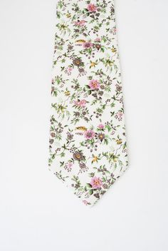 Pink tie SHIPS IMMEDIATELY wedding tie Liberty of by staghandmade, $38.00