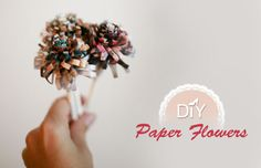 Are paper flowers your favourite thing to make? Craft up a storm with this Paper Flowers Directory & a fabulous guide to how the same flower looks made with different materials. Check out the post to see the full range of DIY flower tutorials & get making Paper Flower Tutorial, Paper Flowers Diy, Handmade Flowers, Fabric Flowers, Diy Paper, Paper Crafts, Diy Crafts, Tissue Paper, Paper Flowers