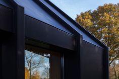 Niederländische Scheune - Wohnhaus-Erweiterung von Bureau Fraai