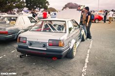 Corolla AE86 Coupe (Trueno) with CBY (or look a like) fenders