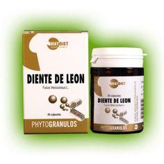 Diente de León Phytogránulos
