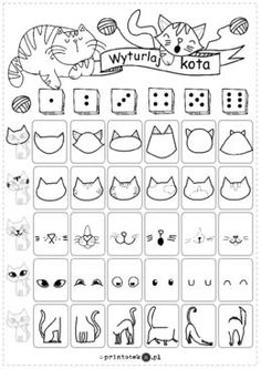 stuff to draw Drawing Games For Kids, Art For Kids, Projects For Kids, Crafts For Kids, Art Lessons Elementary, Elementary Art Rooms, Art Worksheets, Art Prompts, Art Classroom