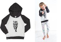 Hoodie - Le Tigre