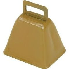 Rhythm Band Cowbell by Rhythm Band. $5.99. The Rhythm Band Cowbell includes a handle and can be played in unison with other bells.