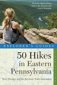 Eastern Penssylvania offers a wealth of hiking opportunities: North Mountain is still wild and remote; the popular Poconos offer miles of litttle-traveled trails; and the Appalachian Trail follows Sou