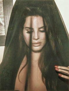Lana Del Rey, V Magazine