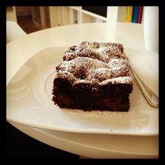 Kochen mit Liebe, aber ohne Gluten!: Miriam und der Schoko-Kirsch-Kuchen #glutenfrei #glutenfree