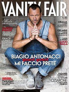 Biagio Antonacci  Vanity Fair n. 44/2008