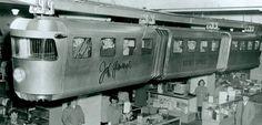John Wanamaker Monorail