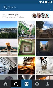 Instagram- ekran görüntüsü küçük resmi