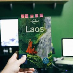 I'm so excited to finally tell you about my summer plans! One of the countries I'll be traveling through is Laos. Also I started a new YouTube channel where I'll be posting one video daily starting from today where I'll be talking more about this trip and travel tricks in general. Check link in bio! #Laos #backpacker #lonelyplanet