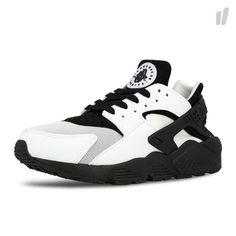 Nike Womens Air Huarache Run \u2013 White / Black