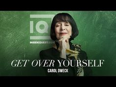 ▶ Carol Dweck on the Growth Mindset, Embracing Failure, and Middle East Peace - Inside Quest - YouTube