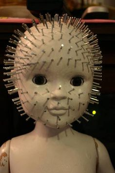 Pin head doll! So cool!!!
