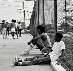 James Basketball, Street Basketball, Basketball History, Basketball Art, Black Photography, Life Photography, Street Photography, Hip Hop Classics, Basketball Photography
