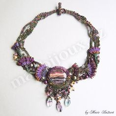 """Florence"" necklace by Majka"