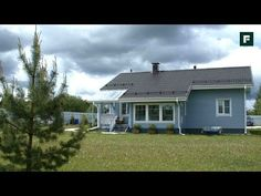 Дом для души по финскому проекту. Конструктив | Дачное видео: первый интернет-канал о Даче и Доме
